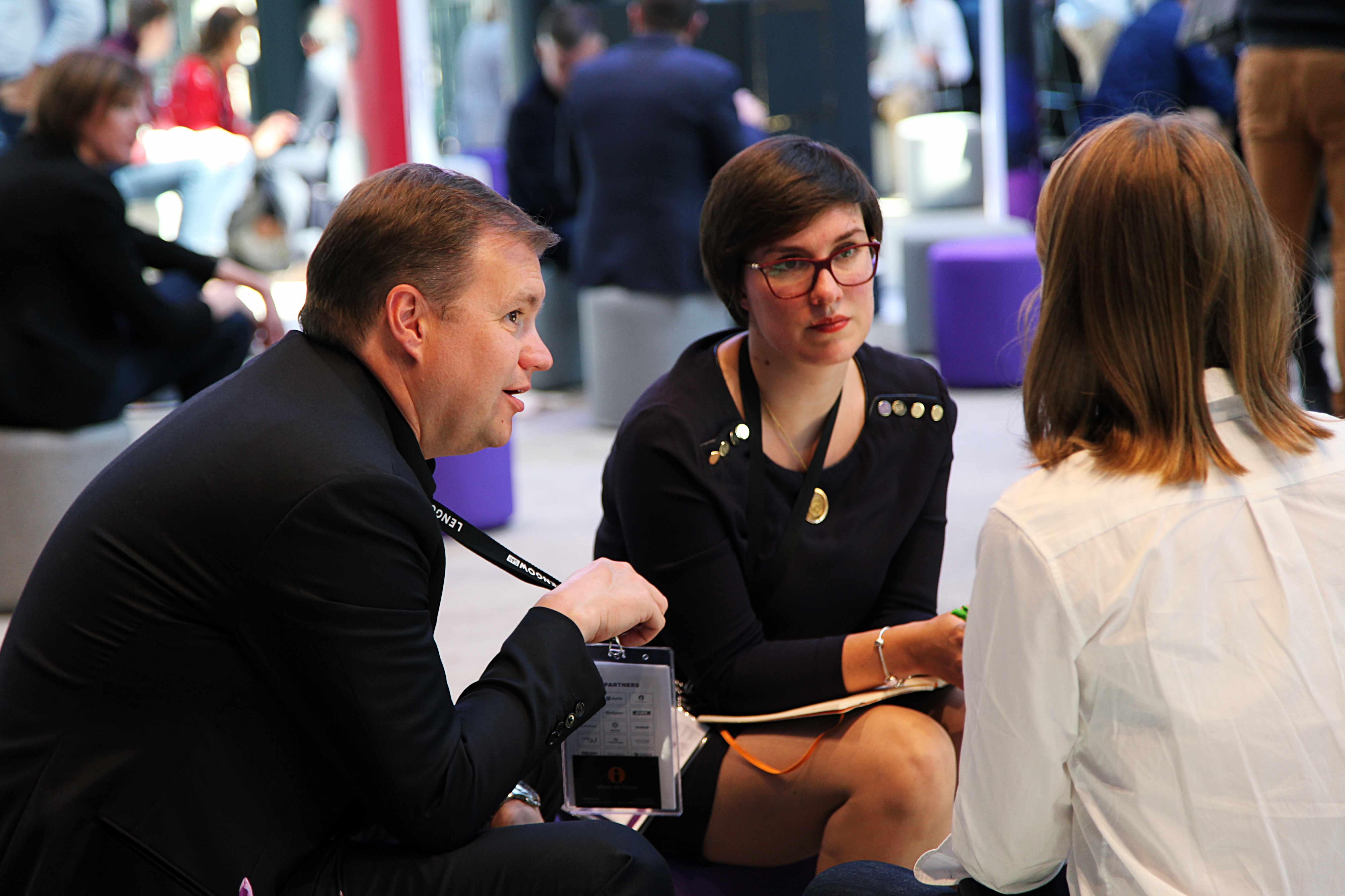 networking meetings trade shows