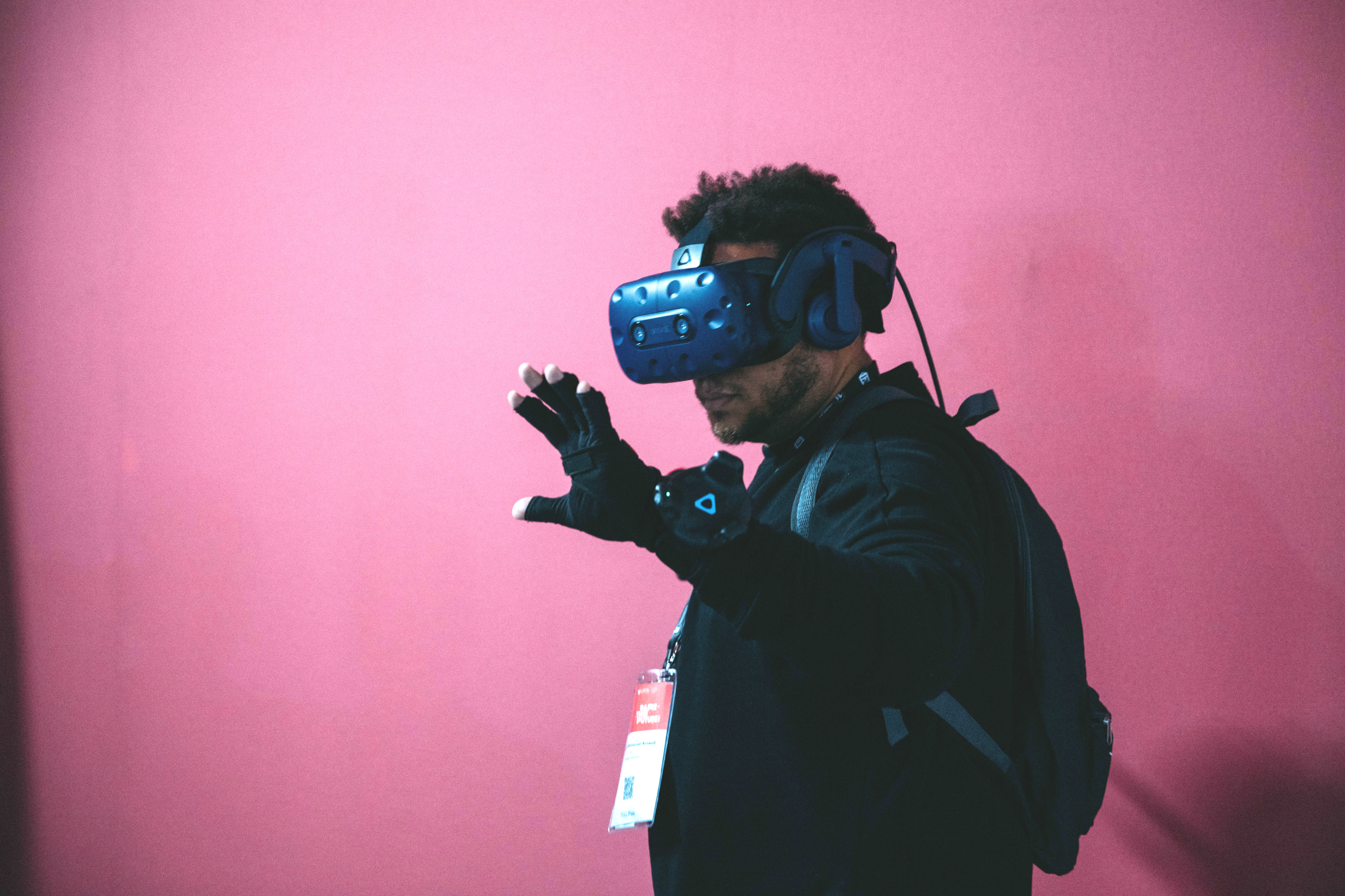 event tech virtual reality