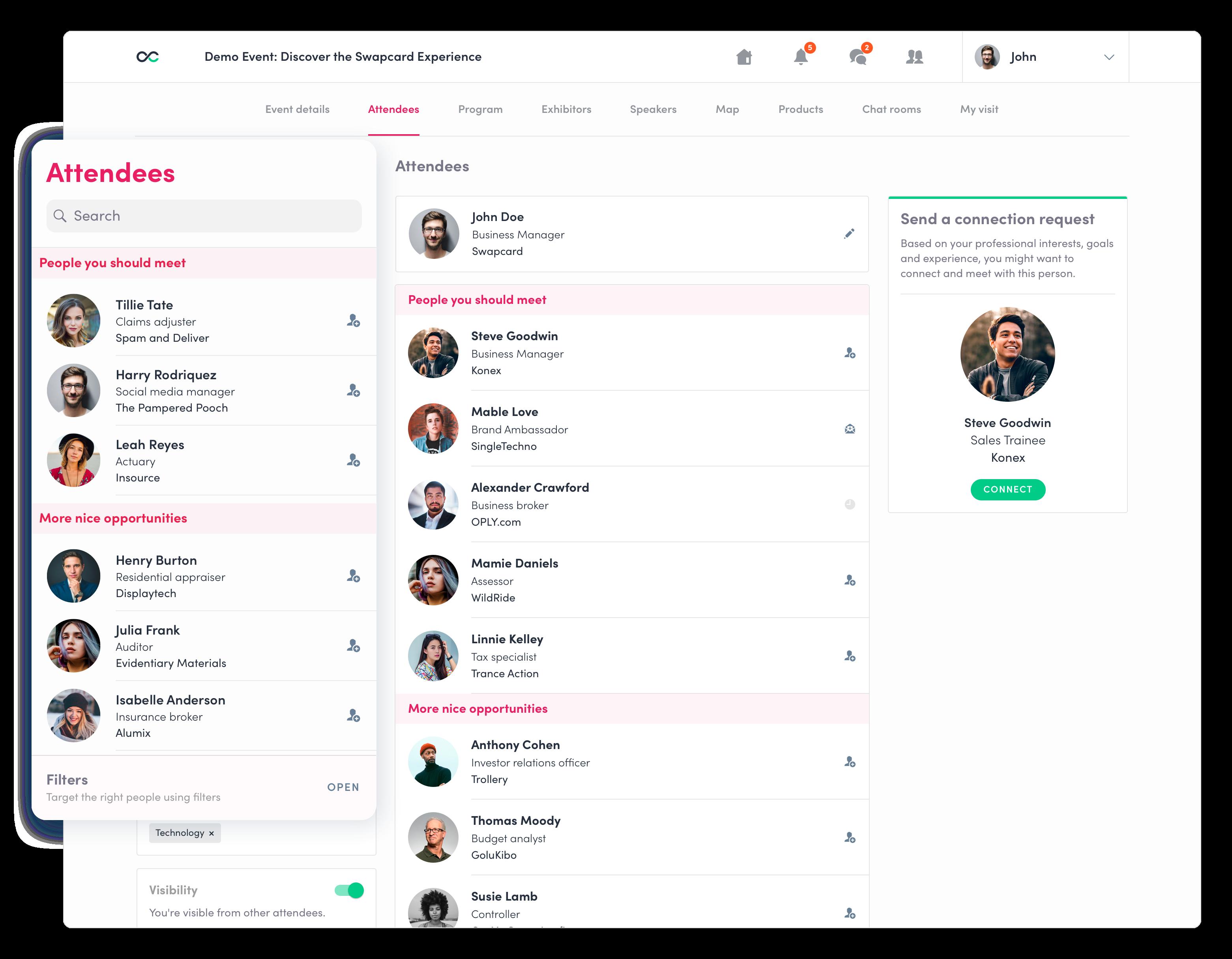 artificial intelligence matchmaking platform