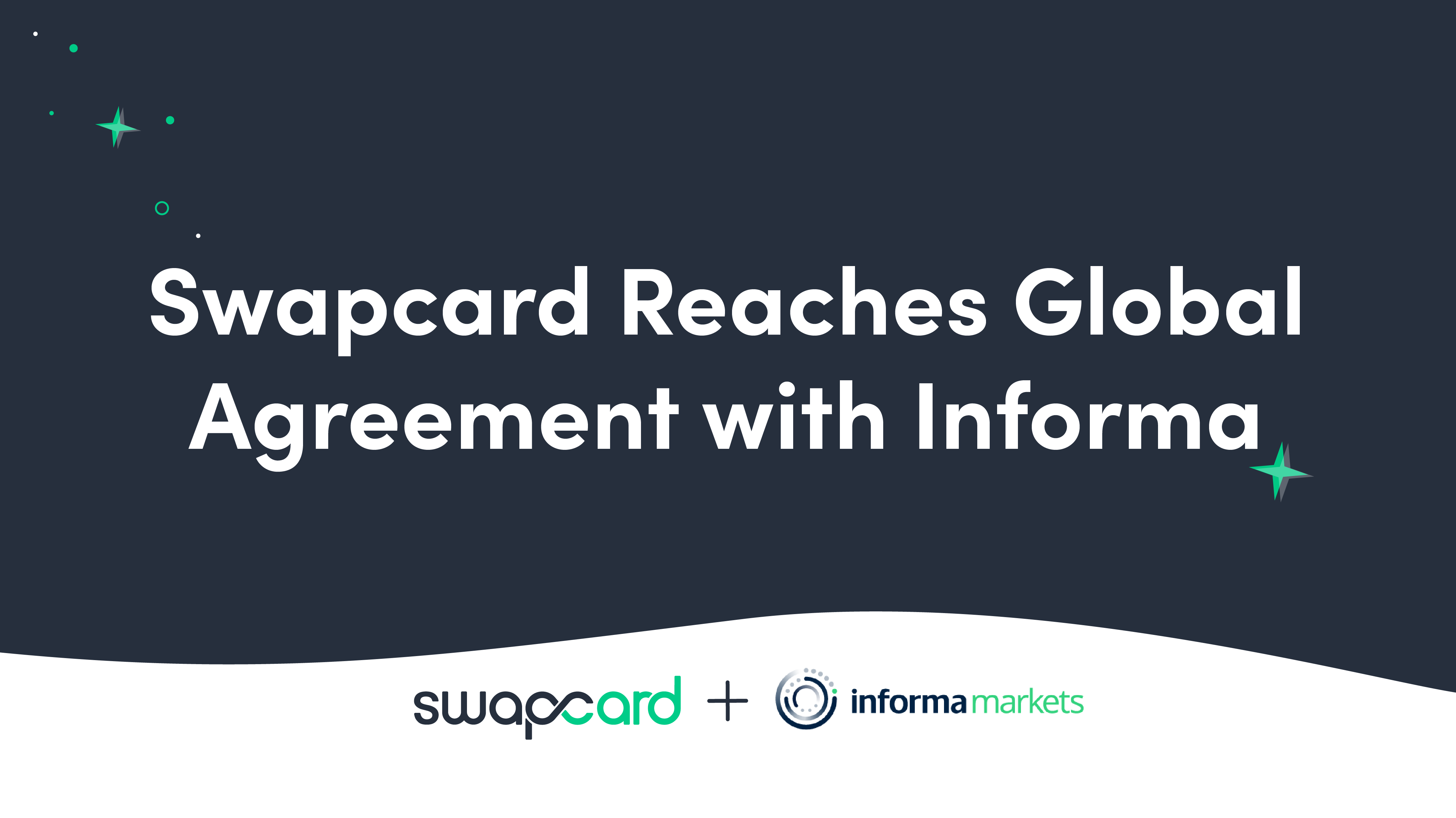 Swapcard Reaches Global Agreement with Informa