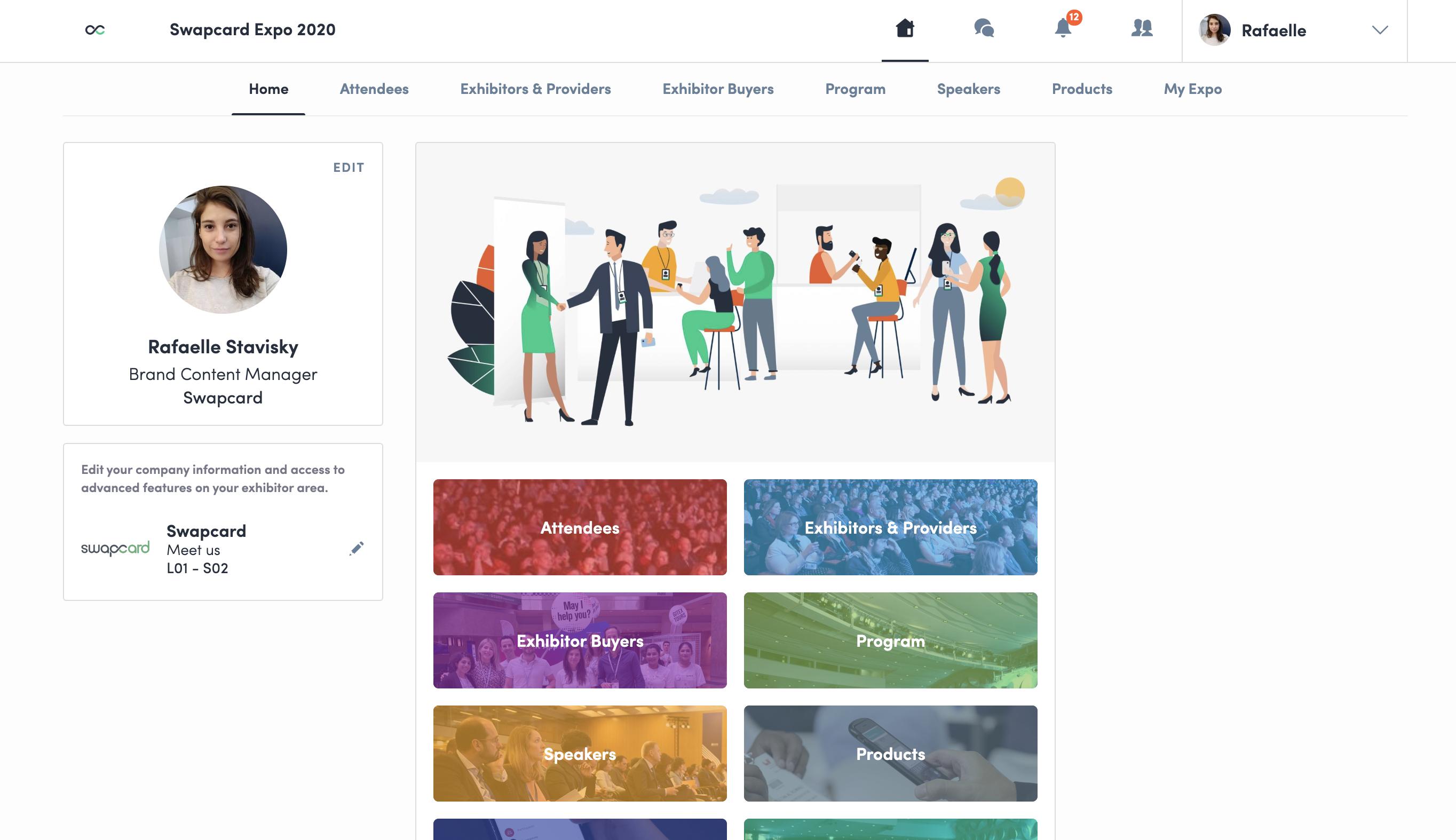 Swapcard Event Platform