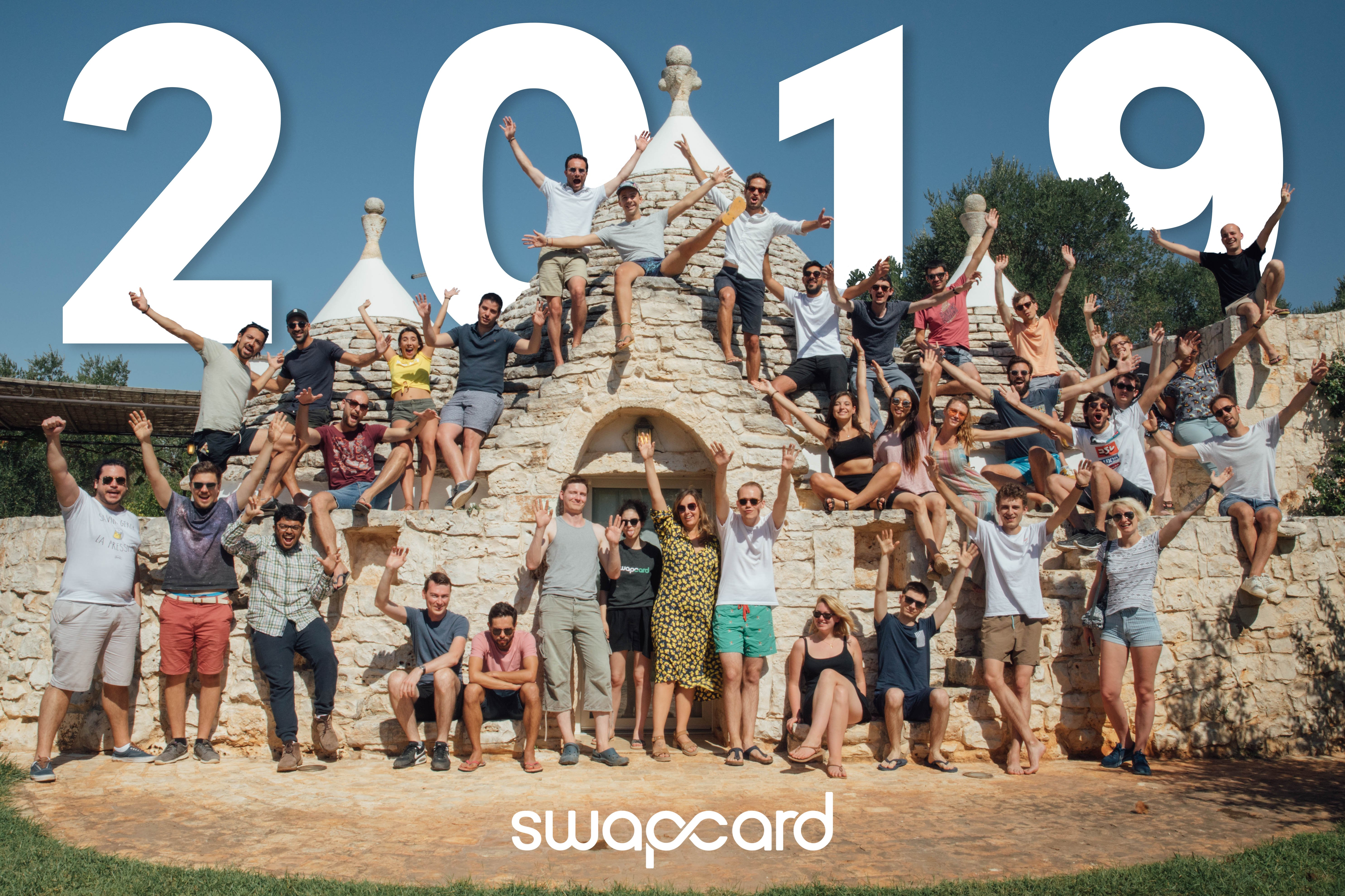 Swapcard 2019 Skyrocketing Year In Review