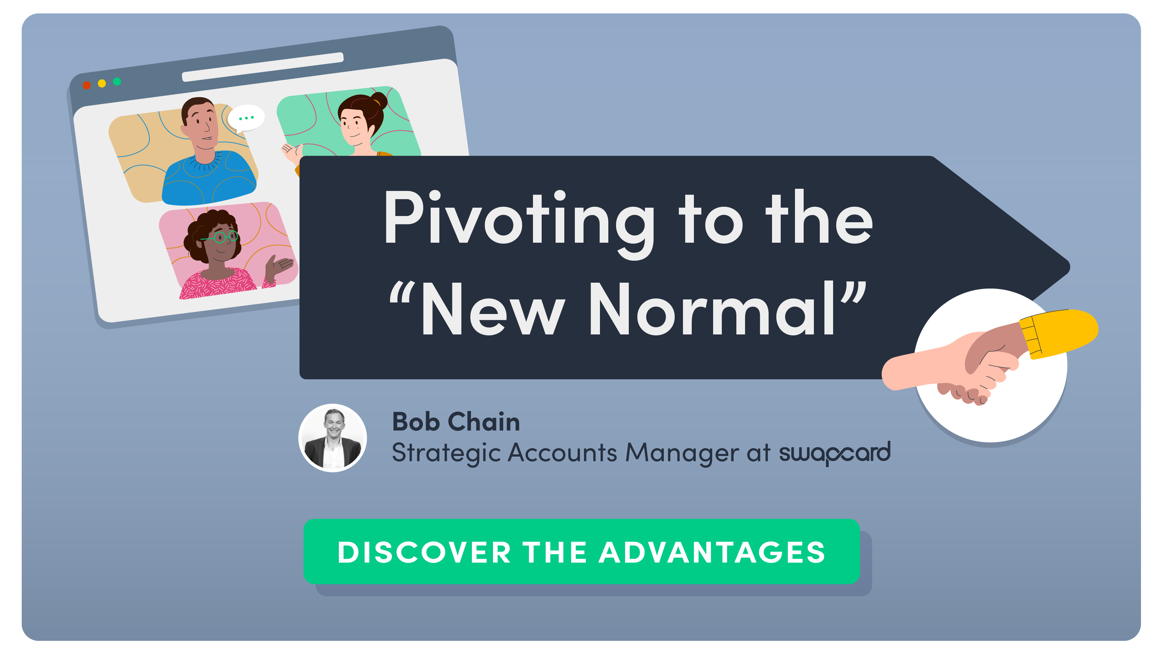 """Pivoting to the """"New Normal"""""""