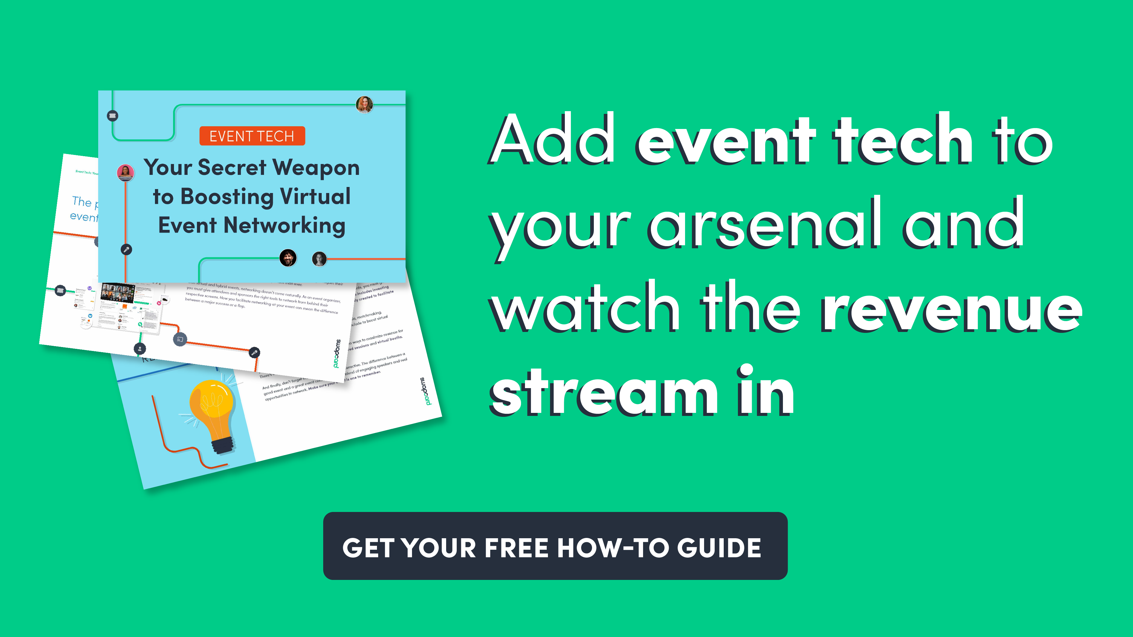 Event Tech: Your Secret Weapon to Boosting Virtual Event Networking