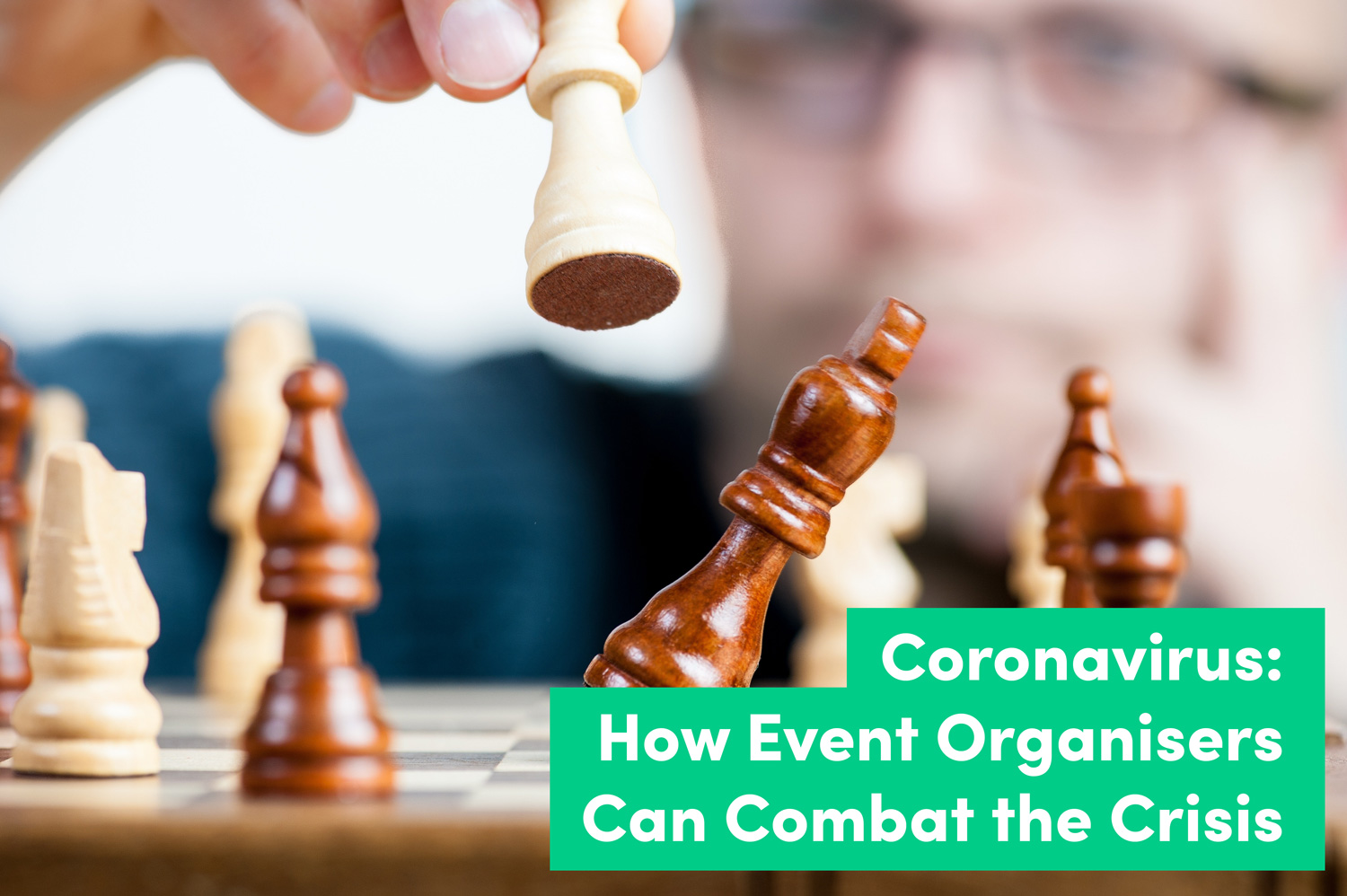Coronavirus: How Events Organizers Can Combat the Crisis